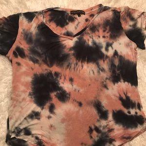 Tie Dye tee shirt. Size L